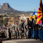 Prescott Arizona's Veterans Day Parade